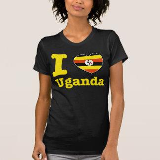 Amo Uganda Camisas