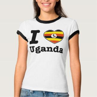 Amo Uganda Remeras