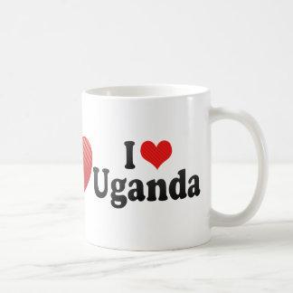 Amo Uganda Taza De Café