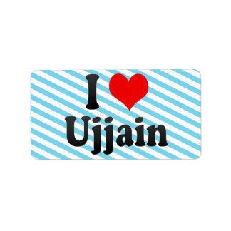 Amo Ujjain, la India. Mera Pyar Ujjain, la India Etiquetas De Dirección
