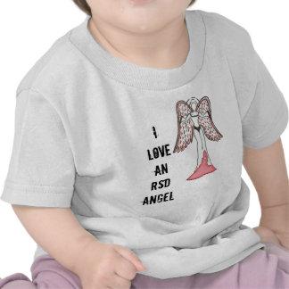 Amo un ángel de RSD Camisetas