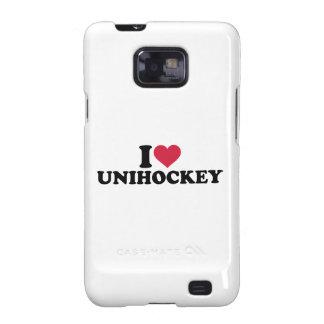 Amo Unihockey Samsung Galaxy SII Fundas