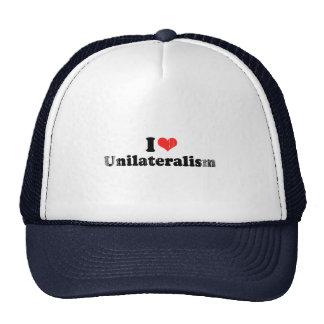 AMO UNILATERALISM.png Gorros Bordados