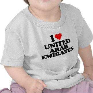 AMO UNITED ARAB EMIRATES CAMISETAS