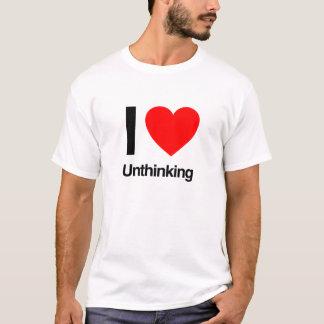 amo unthinking playera