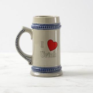 Amo Uriah Tazas De Café