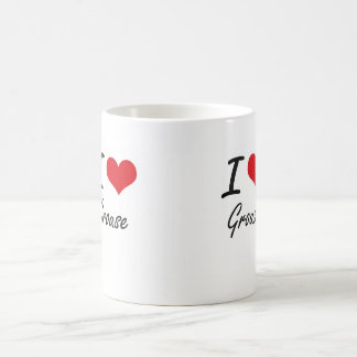Amo urogallo taza