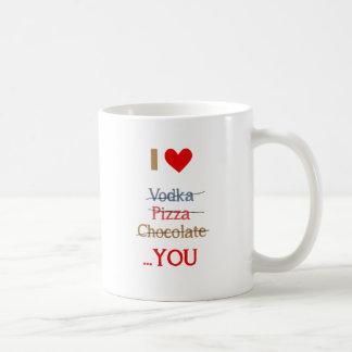 Amo… Usted Taza Clásica