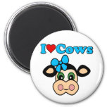 Amo vacas imán