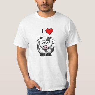 Amo vacas… remera