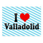 Amo Valladolid, España Postal