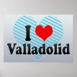 Amo Valladolid, España Posters