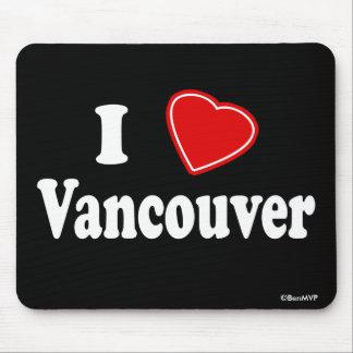 Amo Vancouver Tapete De Raton