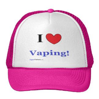 Amo Vaping - gorra - elijo color y estilo