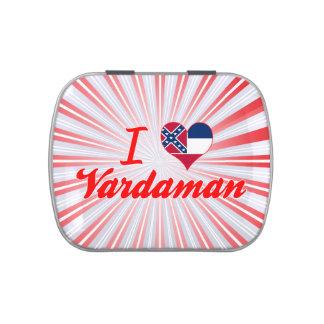 Amo Vardaman, Mississippi Jarrones De Caramelos