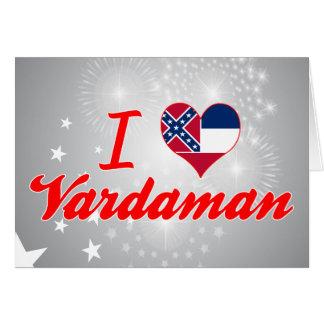 Amo Vardaman, Mississippi Felicitación