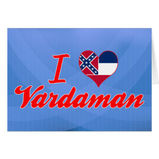 Amo Vardaman, Mississippi Tarjetón