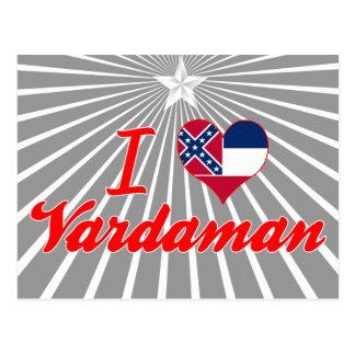 Amo Vardaman, Mississippi Postales