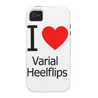 Amo Varial Heelflips iPhone 4/4S Fundas