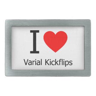 Amo Varial Kickflips Hebillas Cinturon
