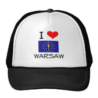 Amo VARSOVIA Indiana Gorra