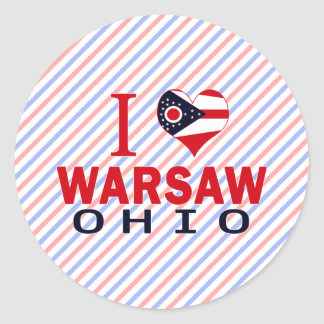 Amo Varsovia Ohio Etiquetas