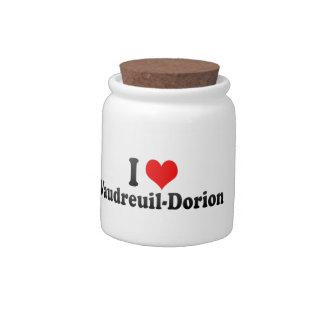 Amo Vaudreuil-Dorion Canadá Platos Para Caramelos