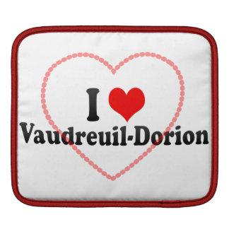 Amo Vaudreuil-Dorion Canadá Mangas De iPad