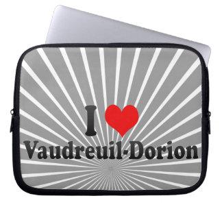 Amo Vaudreuil-Dorion Canadá Fundas Ordendadores