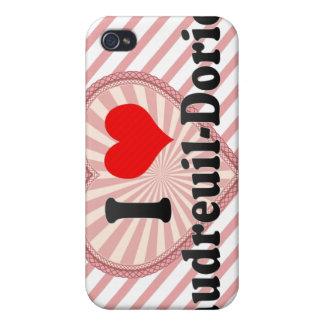 Amo Vaudreuil-Dorion Canadá iPhone 4 Carcasas