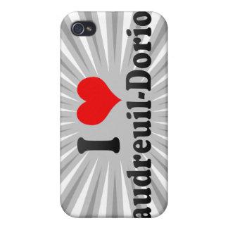 Amo Vaudreuil-Dorion Canadá iPhone 4 Fundas