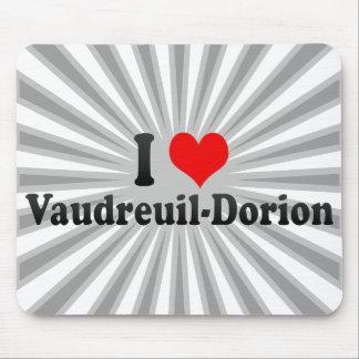 Amo Vaudreuil-Dorion Canadá Tapete De Ratón
