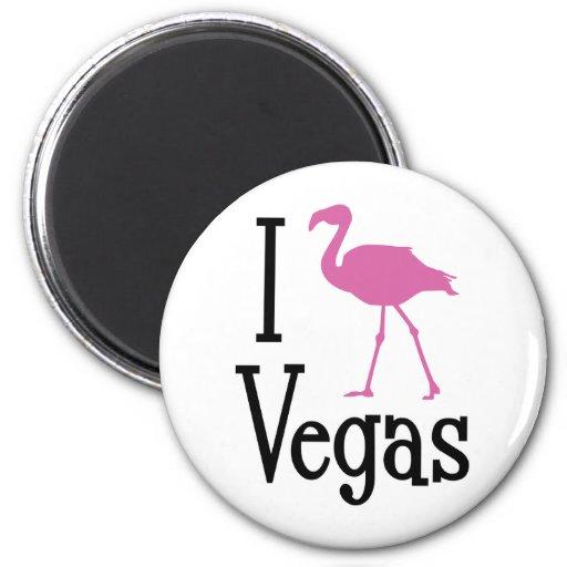 Amo Vegas Imán Para Frigorífico