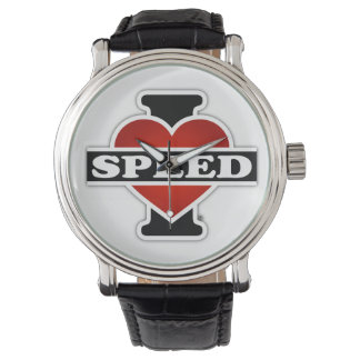 Amo velocidad reloj