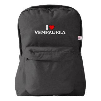 AMO VENEZUELA MOCHILA