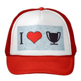 Amo venir primero gorra