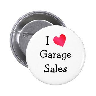 Amo ventas de garaje pin