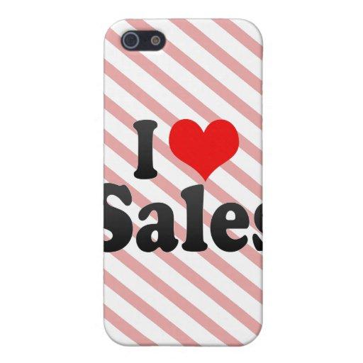 Amo ventas iPhone 5 fundas