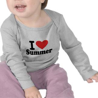 Amo verano camiseta