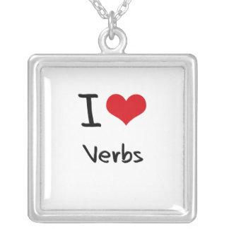 Amo verbos grimpola
