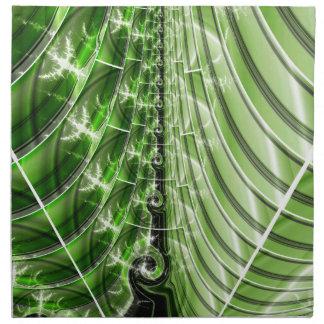 Amo verde creado por Tutti Servilletas Imprimidas