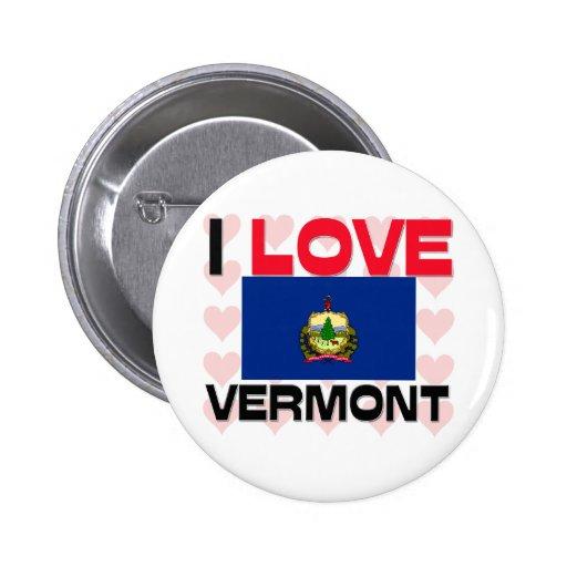 Amo Vermont Pins
