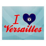 Amo Versalles, Kentucky Impresiones