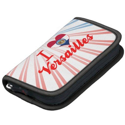 Amo Versalles, Missouri Organizadores