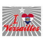Amo Versalles, Missouri Postal