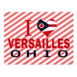 Amo Versalles, Ohio Postales
