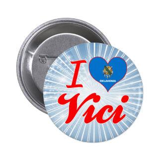 Amo Vici, Oklahoma Pins