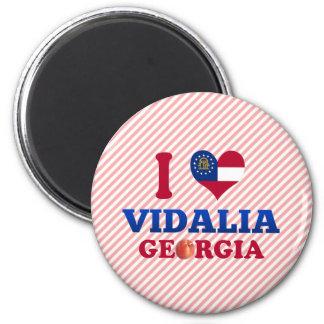 Amo Vidalia, Georgia Iman De Nevera