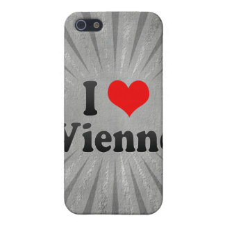 Amo Vienne, Francia iPhone 5 Protectores
