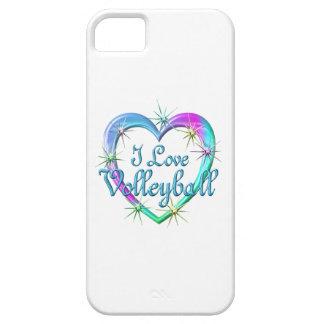 Amo voleibol iPhone 5 Case-Mate protector